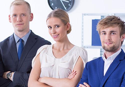 hvis der følger ansatte med virksomhedsoverdragelse